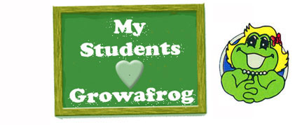 My students LOVE Grow-a-frogs !